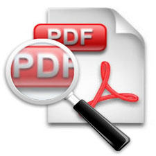 At digitisemybooks we can convert your existing pdf documents into searchable PDFs