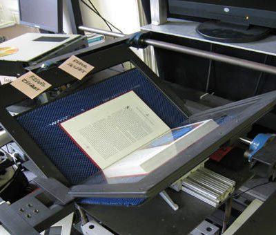 Non-Destructive Book Scanning
